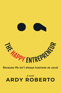 The Happy Entrepreneur Book Image